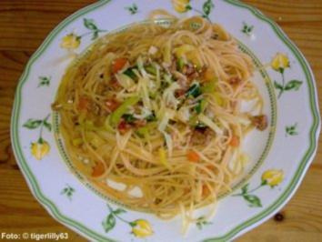 "Spaghetti Bolognese ""Bayerisch"" - Rezept"