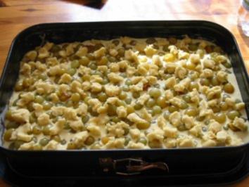Streuselkuchen - Rezept