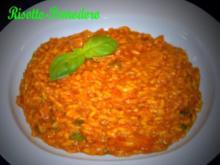Risotto-Pomodoro - Rezept