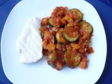 Italienisches Kartoffelgemüse - Rezept