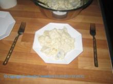 Salat – Manfred's Bismarkheringsalat - Rezept