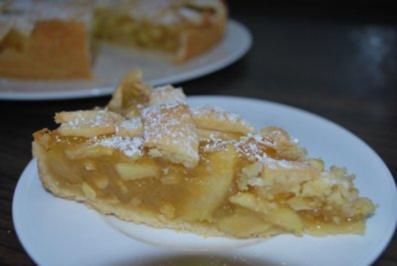 Annis gedeckter Apfelkuchen - Rezept