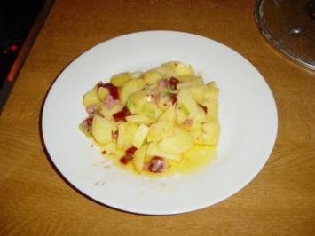 Kartoffelsalat alla Sergio - Rezept - Bild Nr. 3