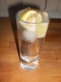 Wodka Tonic - Rezept