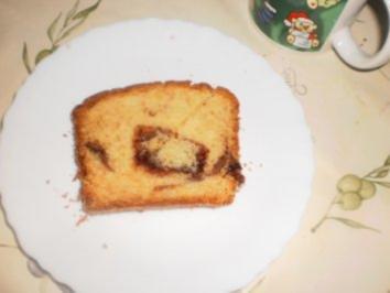 Eierlikör-Pflaumen-Kuchen - Rezept