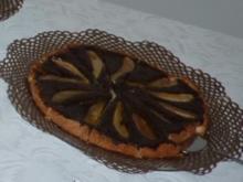 Birnen-Mohn-Kuchen - Rezept