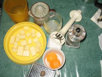 Dip/Sauce - Sauce Hollandaise - Rezept