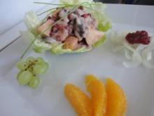 fruchtiger Heringssalat - Rezept