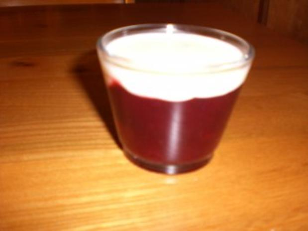 Rote Grütze - Rezept