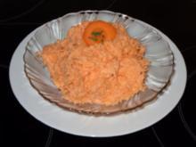 B: Karottensalat - Rezept