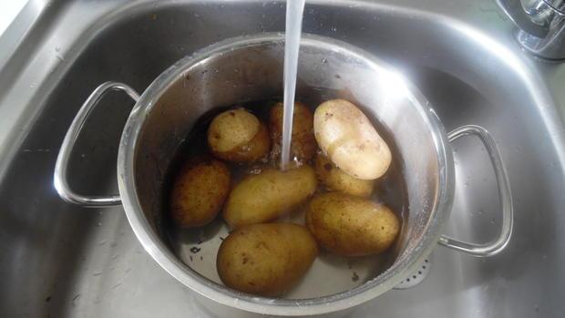 Echt Bayerischer Kartoffelsalat - Rezept - Bild Nr. 1073