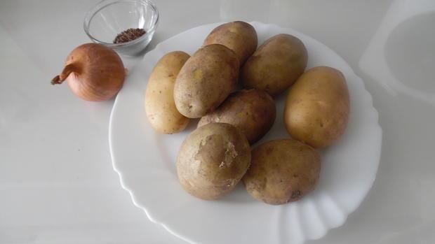 Echt Bayerischer Kartoffelsalat - Rezept - Bild Nr. 1075