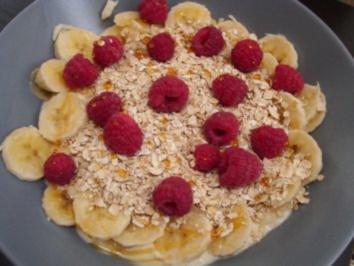 Gesundes Frühstück - Rezept