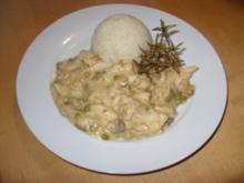 D: Hühnerfrikasee - Rezept