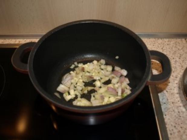 Dorsch im Spinatbett mit Kartoffeldecke - Rezept - Bild Nr. 4