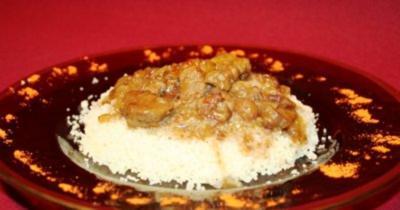 Lamm-Couscous - Rezept