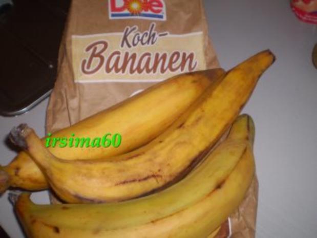 Bananen-Curry mit Kochbananen - Rezept - Bild Nr. 2