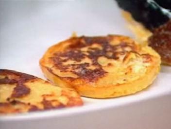 French-Toasties mit Parmesan - Rezept