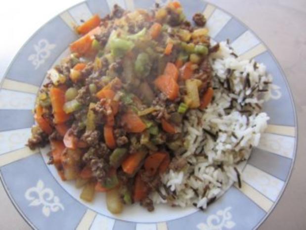Gemüse Hackfleisch - Rezept - Bild Nr. 2