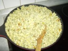 Bärlauchspätzle - Rezept
