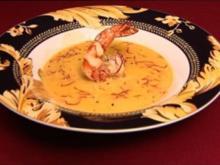 Kokos-Currysuppe mit Riesengarnelen (Prinz Marcus von Anhalt) - Rezept