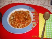 Ruck-Zuck Bohnen-Eintopf - Rezept