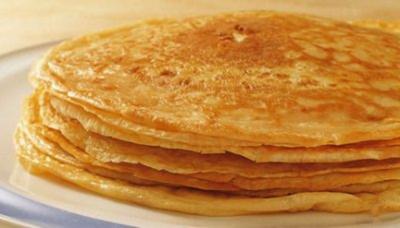 Rezept: Pfannkuchen mit Käse