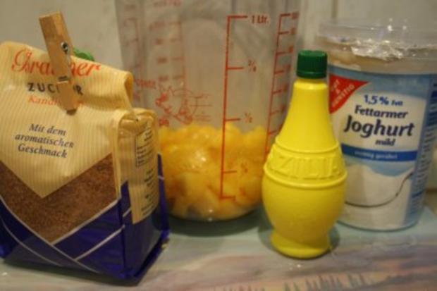 Mango-Smootie - Rezept - Bild Nr. 2
