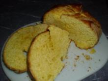 Broiche Zopf zum Frühstück - Rezept