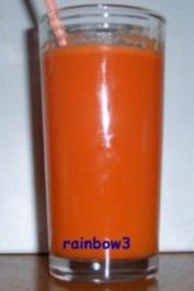 Getränk: Vitamine in orange - Rezept