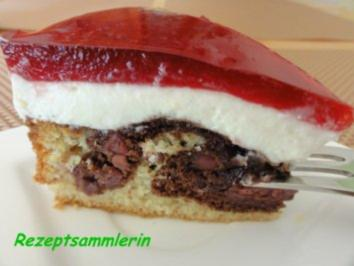 KuchenZwerg:   SCHNEEWITTCHEN-Torte - Rezept