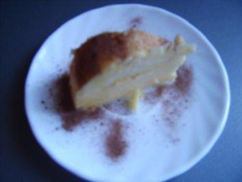 Mikrowellen-Quarkkuchen - Rezept