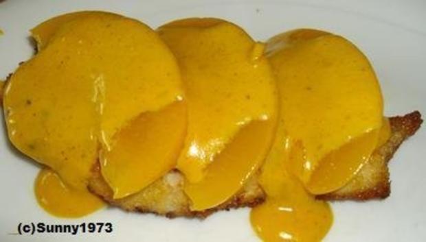 Currysoße mit Früchten - Rezept