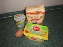 Sahnebrezeln - Rezept