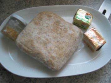 Brot + Brötchen:  Tipps zum -  Einfrieren??  Wie ??  Wie lange ?? - Rezept