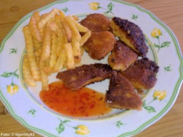 Chicken Nuggets - Rezept