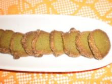 Matcha-Tee-Kekse - Rezept