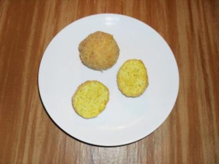 Frittierte Reisbällchen - Rezept