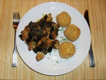 Hähnchenbrust orientalisch - Rezept