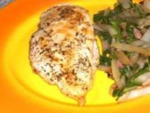 Hähnchenbrust auf die schlanke Art - Rezept