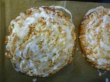 Streuselschnecke wie frisch vom Bäcker ^^ - Rezept