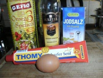 Mayonnaise selber machen - Rezept