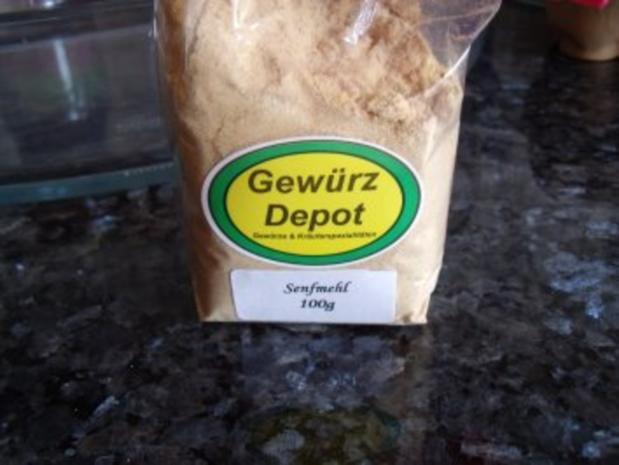 Hähnchen in Senfsauce - Rezept - Bild Nr. 2