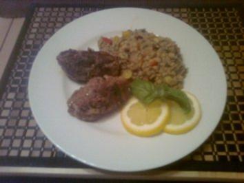 Marokkanische Köfte - Rezept