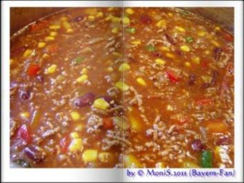 Chili con carne - Kubanische Art - Rezept
