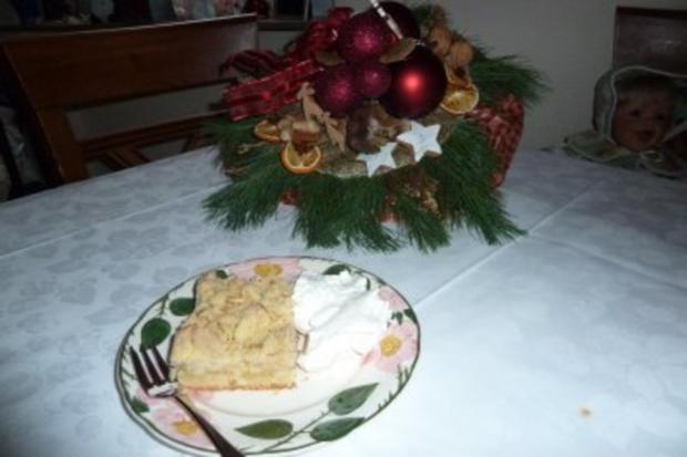 Apfelkuchen mit Streusel - Rezept - Bild Nr. 2