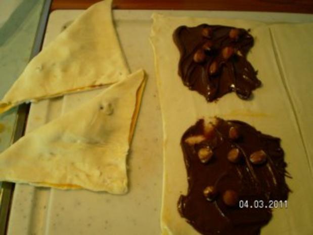 Blätterteigteilchen - Rezept - Bild Nr. 2