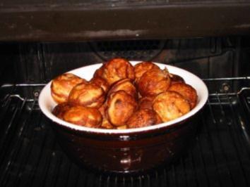 Buttermilch Pförten - Rezept