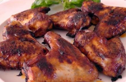 marinierte Chicken Wings - Rezept