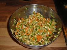 Zucchini-Puffer - Rezept